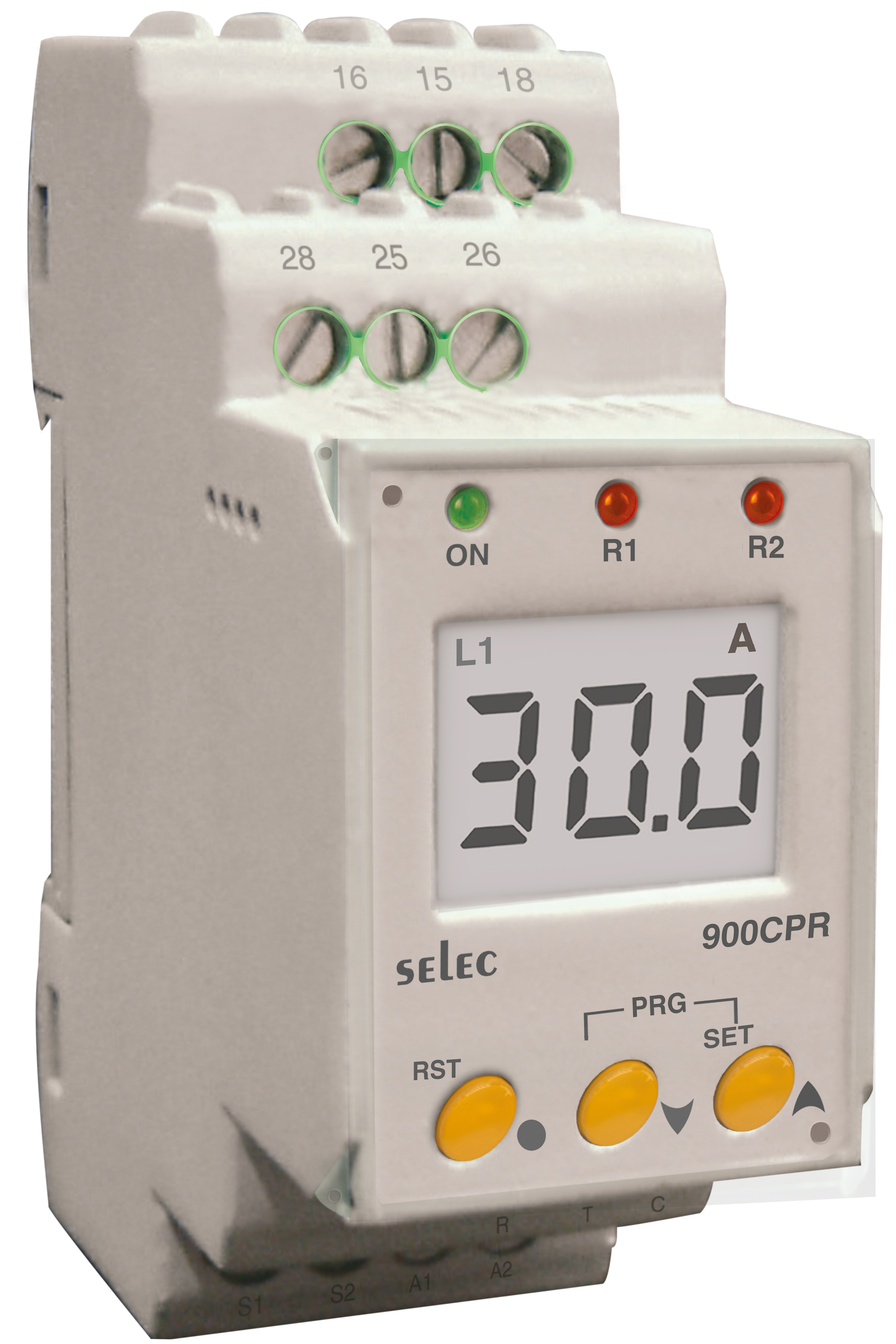 Current Monitoring Relay Single Phase Elko Monitor 900cpr11